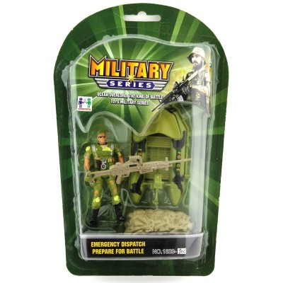 Askeri Bot Military Set