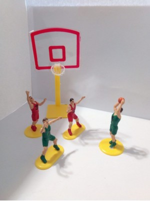 Basketbol Tema Set