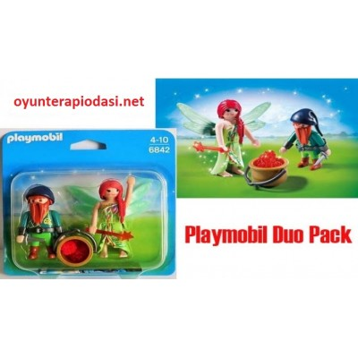 Play Mobil Duo Pack